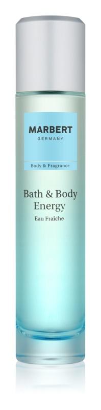 Marbert Bath & Body Energy Eau Fraiche for Women 100 ml