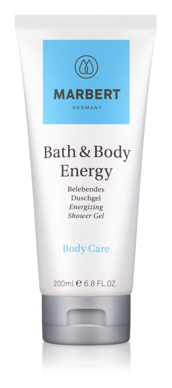 Marbert Bath & Body Energy gel de ducha para mujer 200 ml