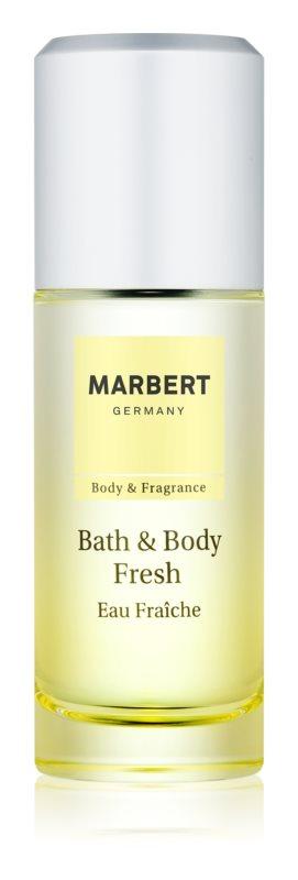 Marbert Bath & Body Fresh osvežilna voda za ženske 50 ml