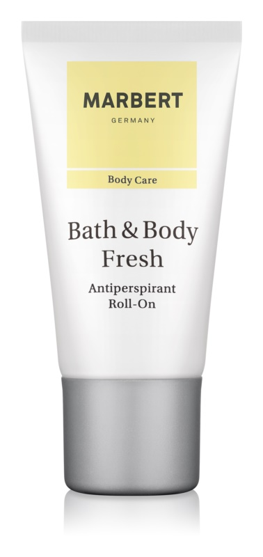 Marbert Bath & Body Fresh desodorante roll-on para mujer 50 ml