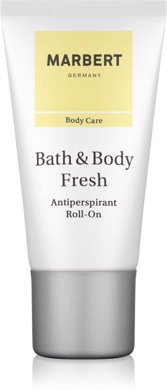Marbert Bath & Body Fresh golyós dezodor nőknek 50 ml