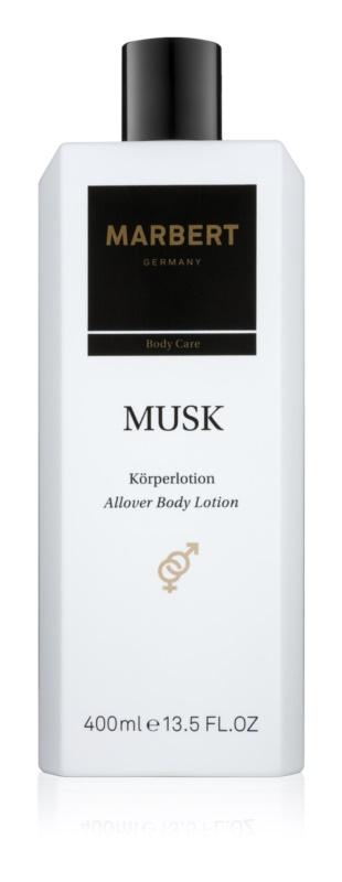 Marbert Bath & Body Musk tělové mléko