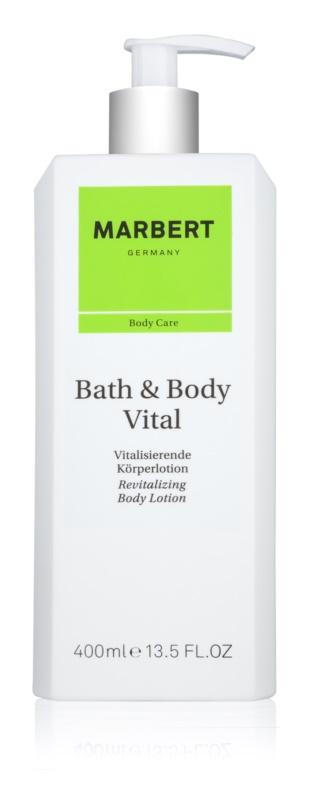 Marbert Bath & Body Vital loção corporal revitalizante