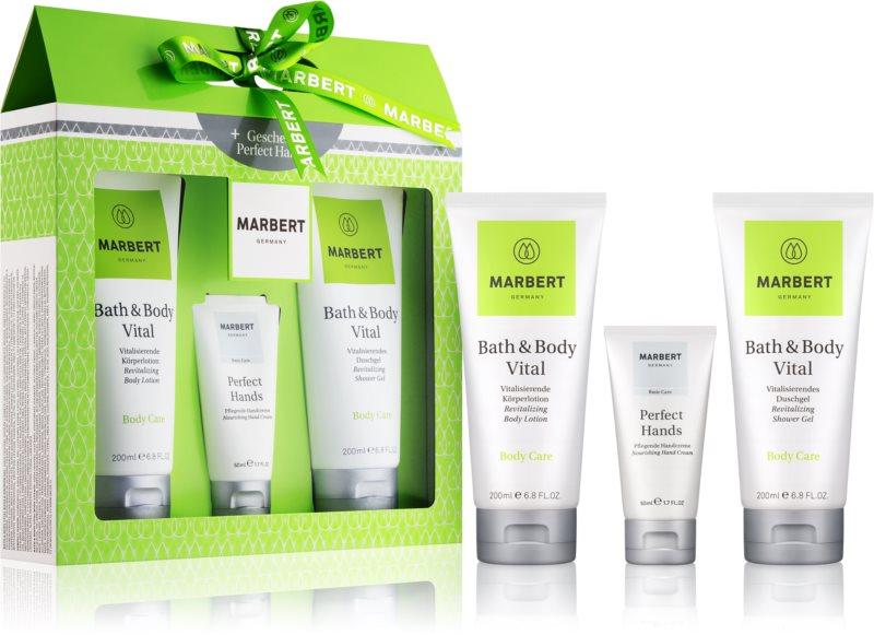 Marbert Bath & Body Vital lote cosmético I.