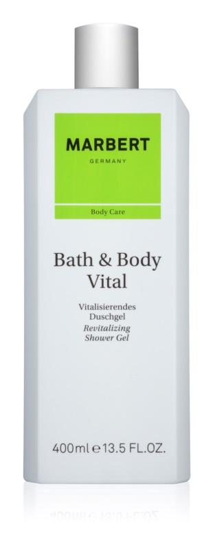 Marbert Bath & Body Vital rewitalizujący żel pod prysznic
