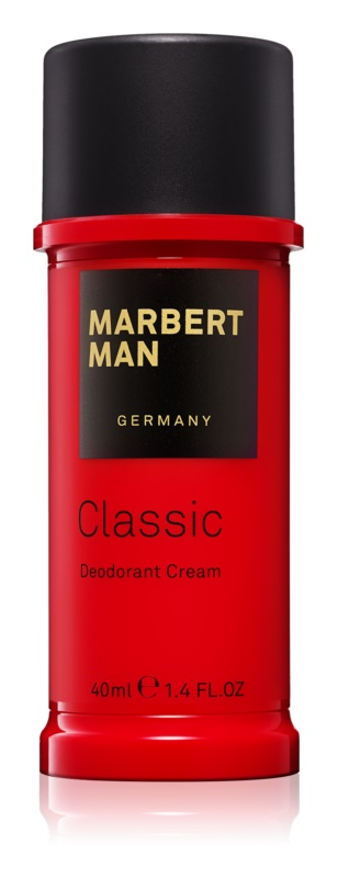 Marbert Man Classic Deodorant Cream for Men 40 ml