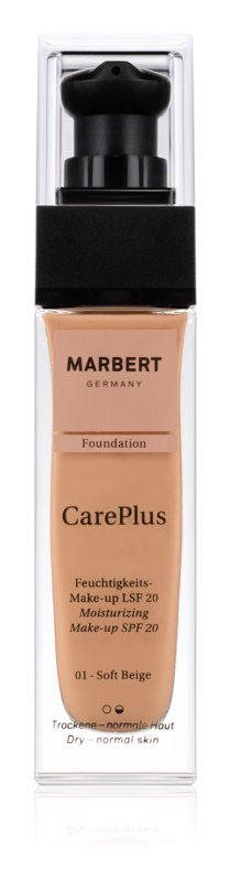 Marbert CarePlus hydratační make-up SPF 20
