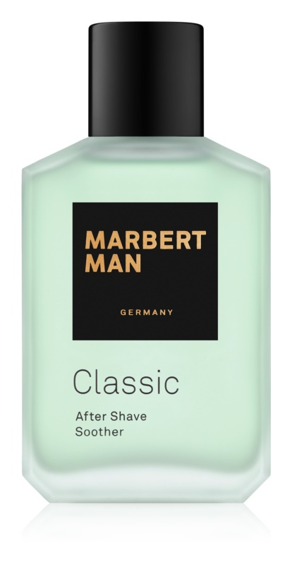 Marbert Man Classic After Shave-Emulsion Für Herren 100 ml