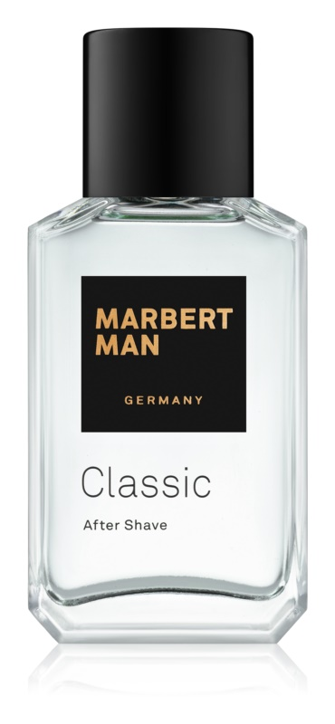 Marbert Man Classic after shave para homens 50 ml