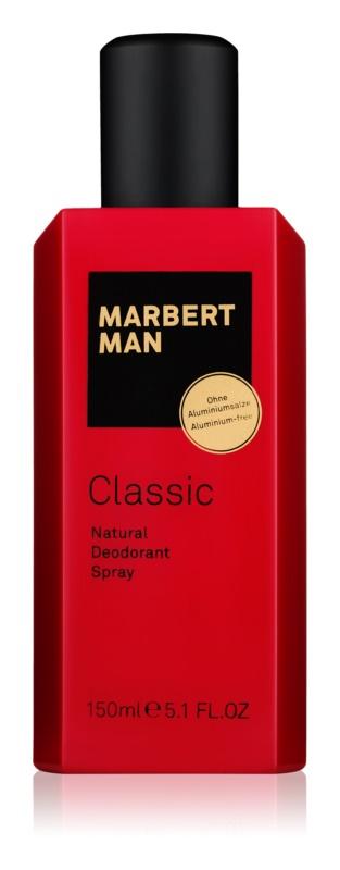 Marbert Man Classic déodorant avec vaporisateur pour homme 150 ml