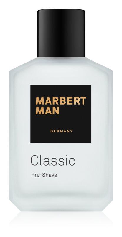 Marbert Man Classic Pre-Shave Treatment voor Mannen 100 ml