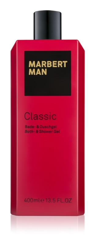 Marbert Man Classic sprchový gel pro muže 400 ml
