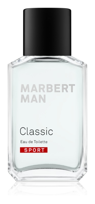 Marbert Man Classic Sport eau de toilette pentru barbati 50 + 15 ml