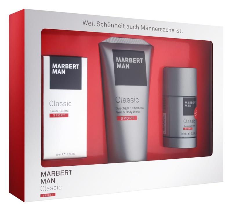 Marbert Man Classic Sport Gift Set I.