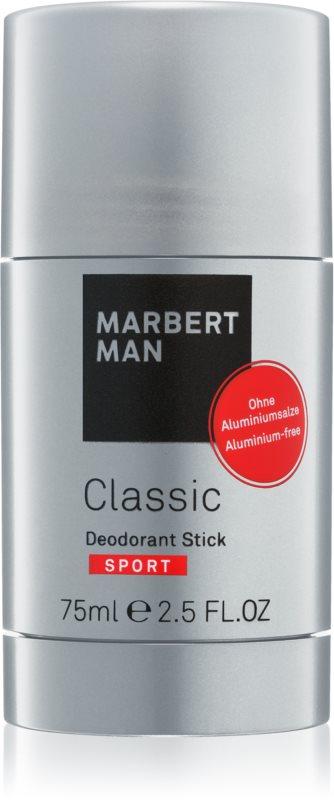 Marbert Man Classic Sport дезодорант-стік для чоловіків 75 мл
