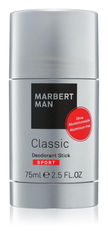 Marbert Man Classic Sport dédorant stick pour homme 75 ml