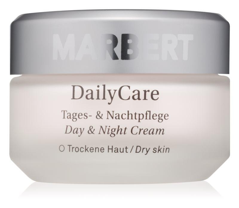 Marbert Basic Care Daily Care denní a noční krém pro suchou pleť