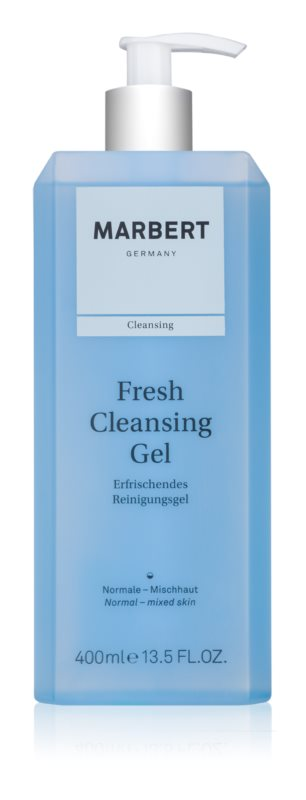 Marbert Fresh Cleansing gel limpiador para pieles normales y mixtas