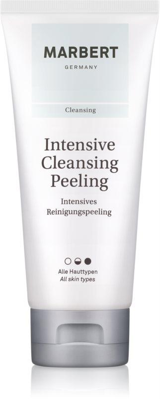 Marbert Intensive Cleansing exfoliante limpiador intensivo