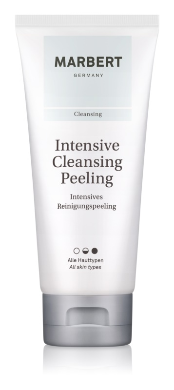 Marbert Intensive Cleansing peeling de limpeza intensivo