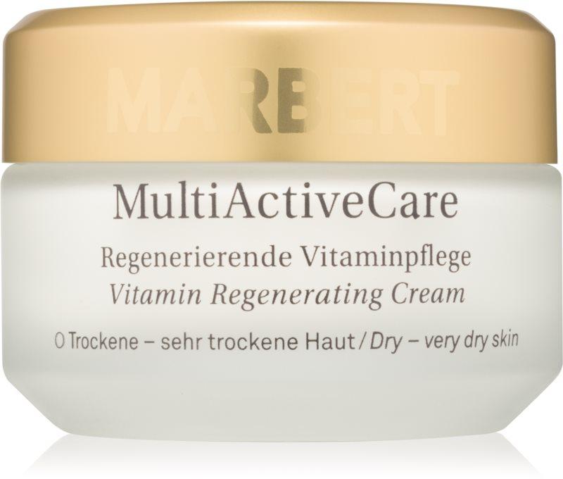Marbert Anti-Aging Care MultiActiveCare krem witaminowy regeneracyjny do skóry suchej i bardzo suchej