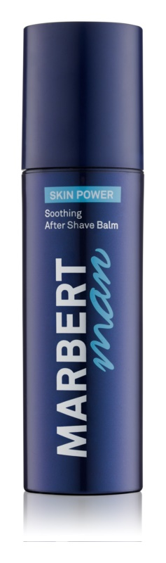 Marbert Man Skin Power bálsamo após barbear para homens 50 ml