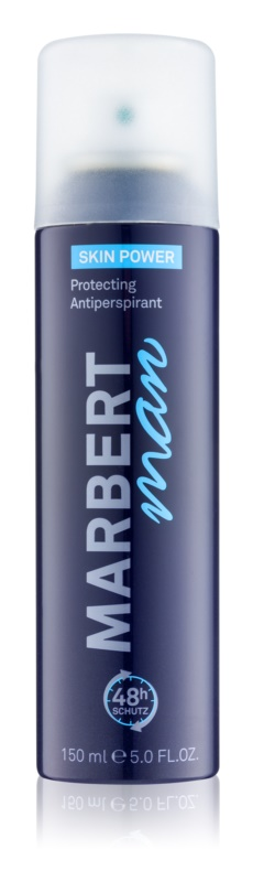 Marbert Man Skin Power Deo Spray for Men 150 ml