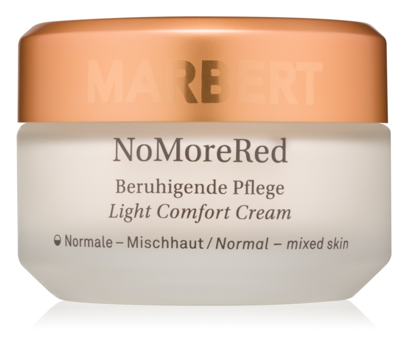 Marbert Anti-Redness Care NoMoreRed lahka pomirjajoča krema za normalno do mešano kožo