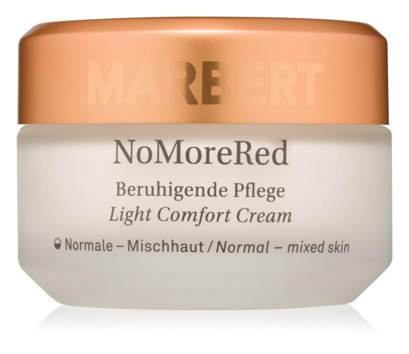 Marbert Anti-Redness Care NoMoreRed lehký zklidňující krém pro normální až smíšenou pleť