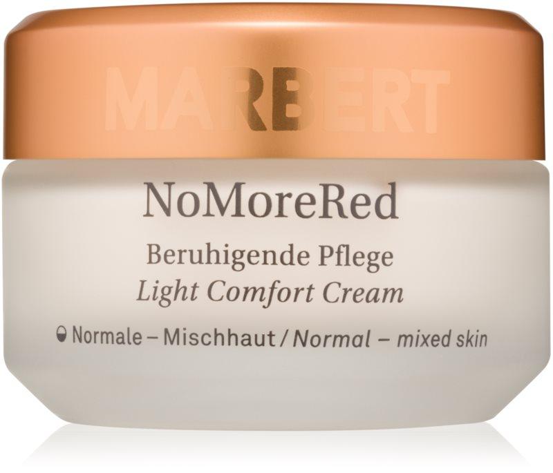 Marbert Anti-Redness Care NoMoreRed Light Soothing Moisturiser for Normal and Combination Skin