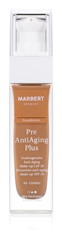 Marbert PreAntiAgingPlus Machiaj anti-îmbătrânire SPF 20