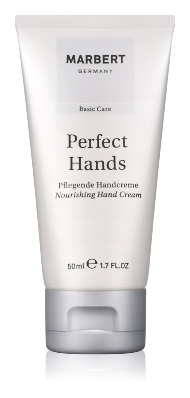 Marbert Hand Care Perfect Hands Nourishing Cream For Hands