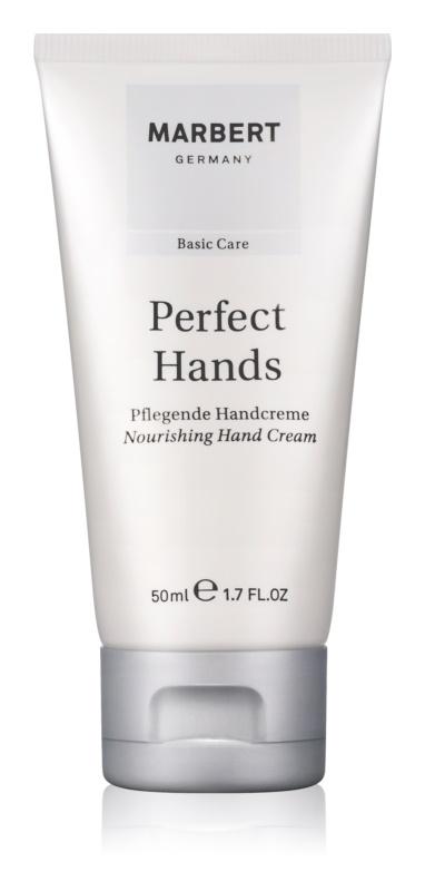 Marbert Hand Care Perfect Hands Nourishing Cream For Hands