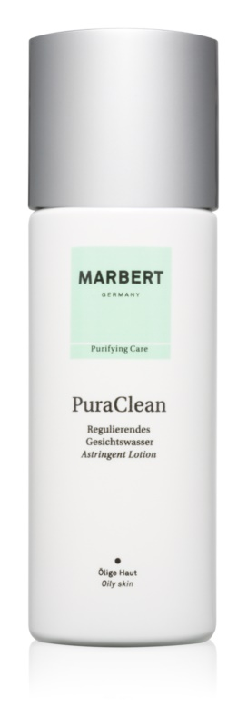 Marbert PuraClean čistiaca voda proti nedokonalostiam pleti