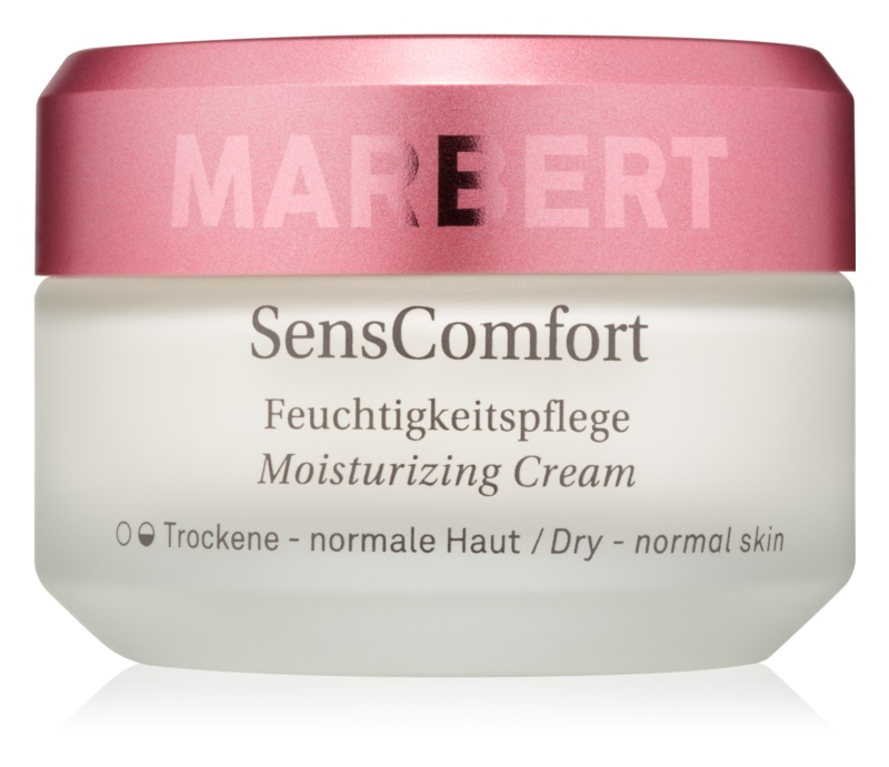 Marbert Sensitive Care SensComfort vlažilna krema za normalno do suho kožo