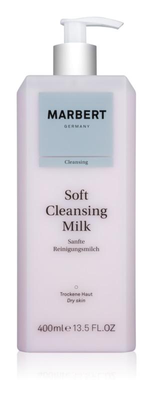 Marbert Soft Cleansing loción limpiadora para pieles sensibles y secas
