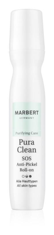 Marbert PuraClean SOS roll-on przeciw niedoskonałościom skóry