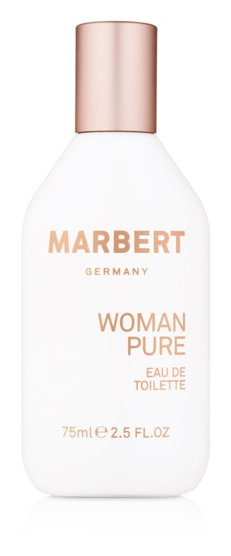 Marbert Woman Pure eau de toilette pour femme 75 ml