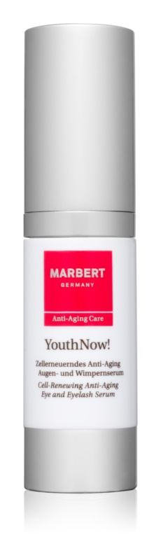 Marbert Anti-Aging Care YouthNow! Cell-Renewing Anti-Aging Eye and Eyelash Serum