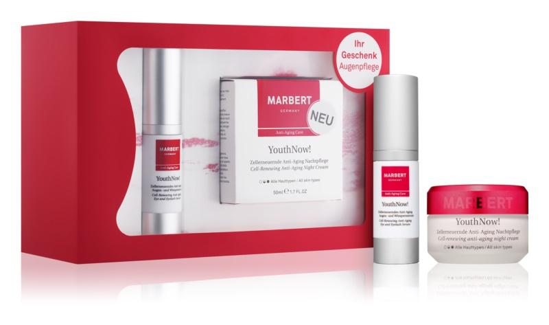 Marbert Anti-Aging Care YouthNow! kosmetická sada I.