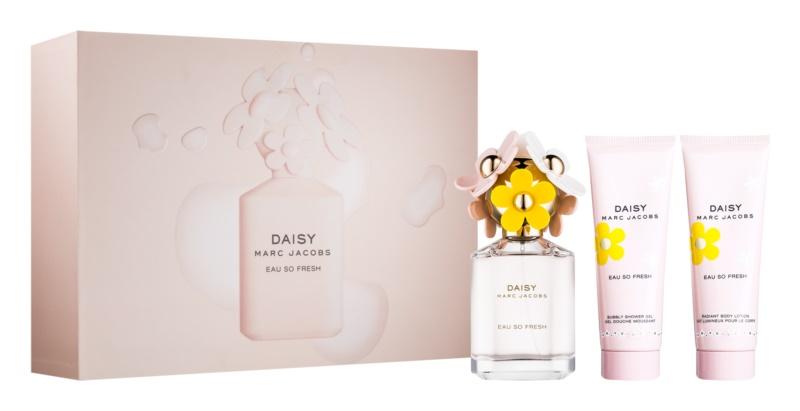 Marc Jacobs Daisy Eau So Fresh dárková sada VI.
