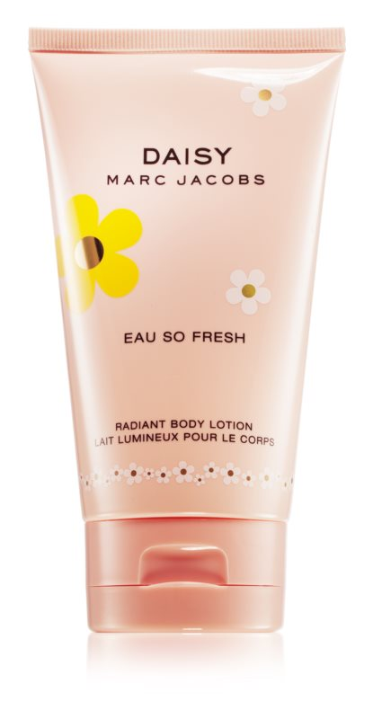 Marc Jacobs Daisy Eau So Fresh telové mlieko pre ženy 150 ml