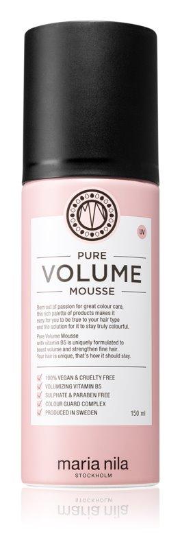 Maria Nila Pure Volume Schaum für Haarvolumen