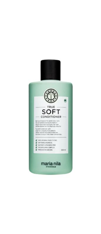 Maria Nila True Soft feuchtigkeitsspendender Conditioner ohne Sulfat und Parabene