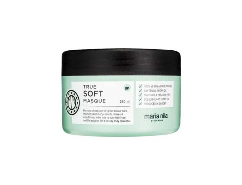Maria Nila True Soft Feuchtigkeitsspendende Maske mit ernährender Wirkung