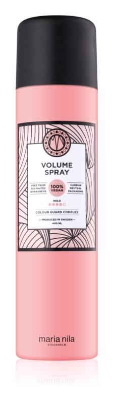 Maria Nila Style & Finish Spray für das feuchte Haar für mehr Volumen