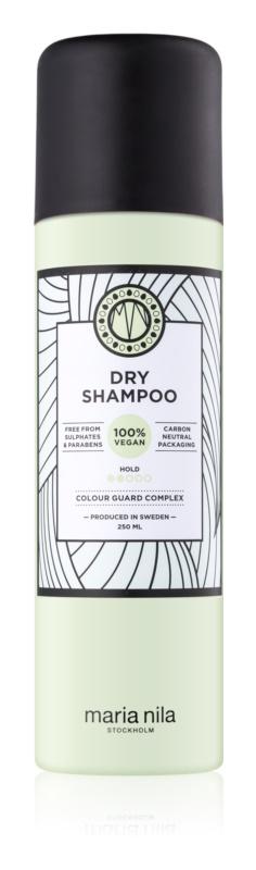 Maria Nila Style & Finish suchý šampon pro zvětšení objemu vlasů bez obsahu sulfátů