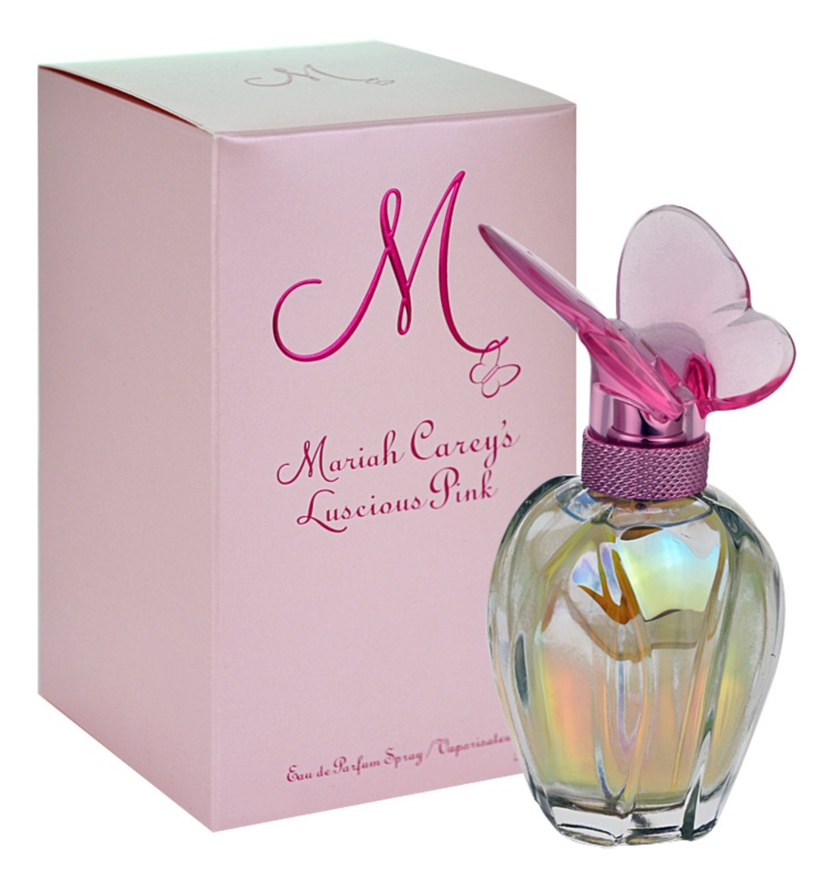 Mariah Carey Luscious Pink eau de parfum nőknek 100 ml
