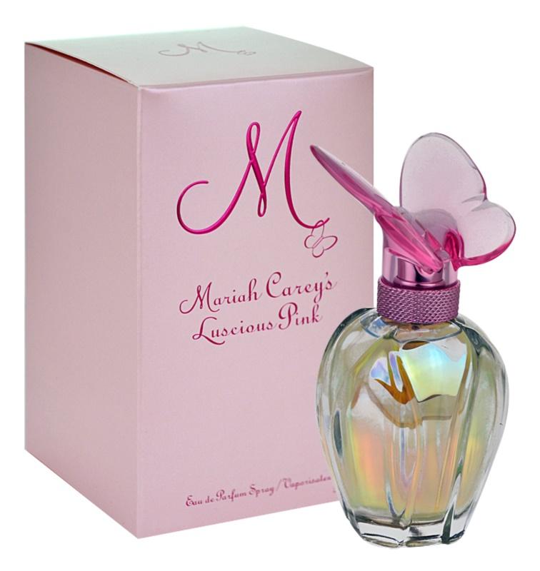 Mariah Carey Luscious Pink Eau de Parfum para mulheres 100 ml