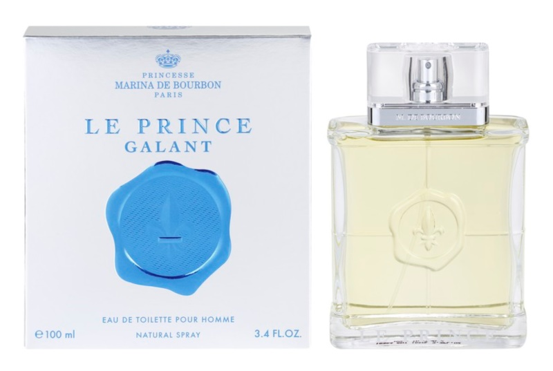 Marina de Bourbon Le Prince Galant toaletna voda za moške 100 ml